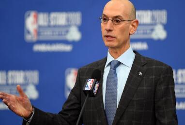 传肖华6月宣布NBA复赛 比赛7月底之前恢复进行