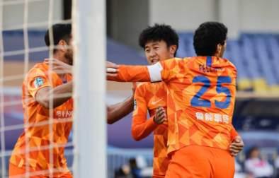 王彤建功鲁能总分5-5重庆 点球取胜获第5名