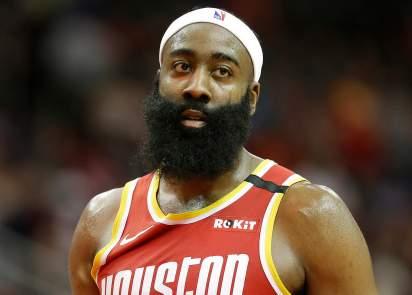 NBA确定哈登违反健康安全守则 或有追加处罚+停赛