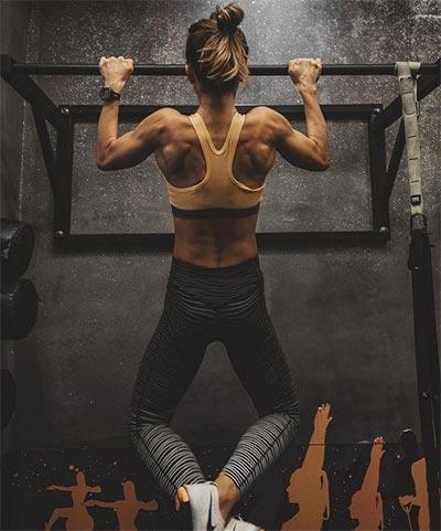 女性更应该练力量,别把正能量想得猥琐