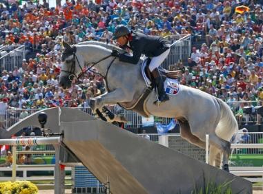 里约奥运会冠军赛驹Rahotep de Toscane结束职业生涯