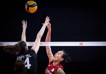 中国女排3:2战胜德国队上演大逆转