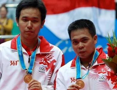 印尼双打名宿基多心脏病猝死 曾获北京奥运金牌