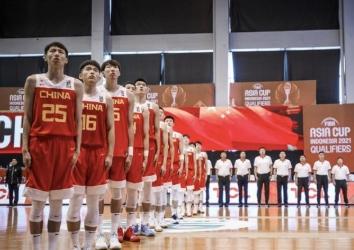 奥运落选赛12人名单公布 中国男篮首战加拿大