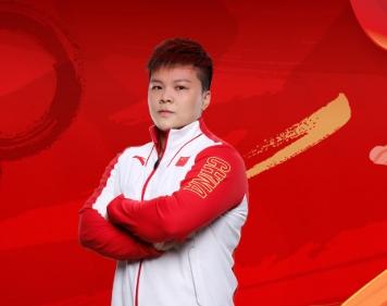 女子87公斤级汪周雨270公斤夺冠 成该项奥运首冠王
