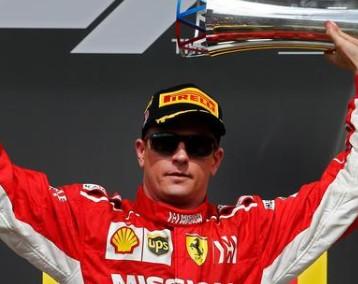 芬兰冰人莱科宁宣布退役 结束21年F1生涯