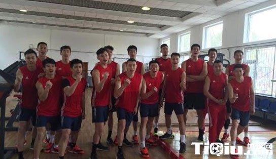 亚洲前三将获里约门票 中国男排跻身三甲有难度