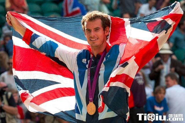穆雷确定征战里约奥运 迫不及待想去里约争金牌