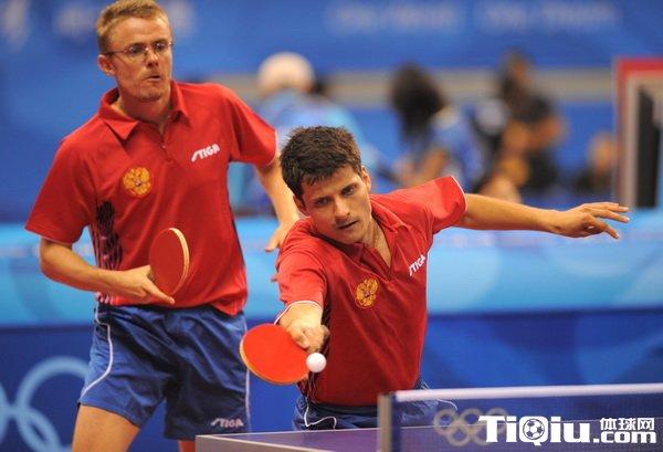 里约乒乓球男团1/8决赛 日本奥地利德国携手晋级