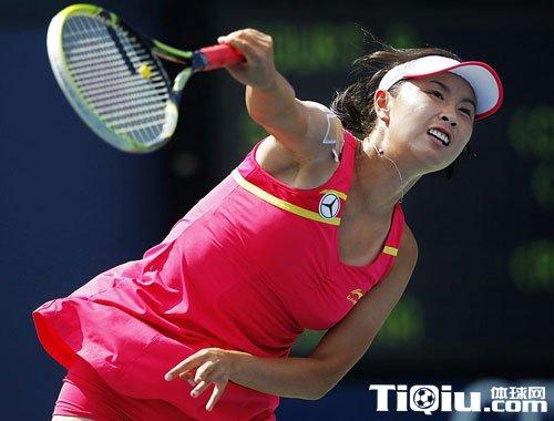 WTA广州赛王雅繁首轮出局 女双彭帅晋级