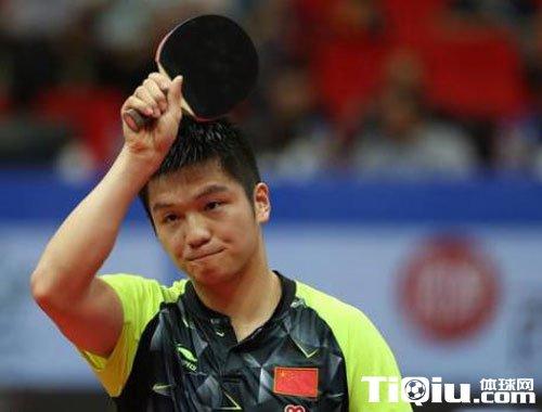 张继科缺战山东男队依然进决赛 全锦赛樊振东意外输球