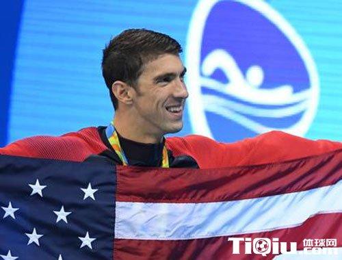 菲尔普斯拥有23块奥运金牌 揭秘菲鱼为什么游这么快
