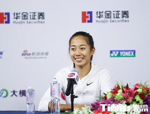 张帅骂观众素质低 中国网球观众素质有待提高