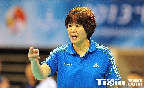 郎平之外谁是最适合执教中国女排