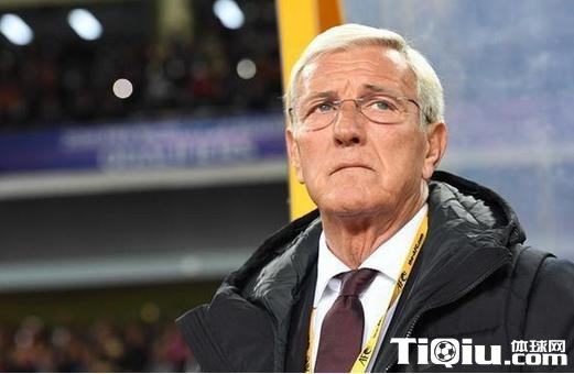 里皮执教国足后辟谣 不会执教其他年龄段的国字号球队