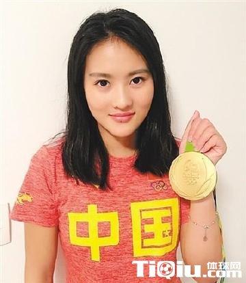 陈若琳奥运夺五金 为拿冠军5年不吃晚饭