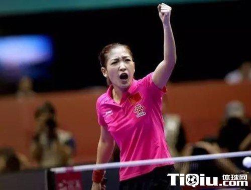 刘诗雯禁赛事件 国乒女队有哪些不可告人的秘密