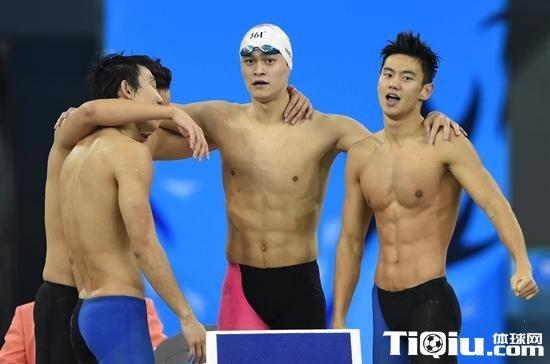 孙杨和宁泽涛谁更厉害 全运会100米可能同场竞技