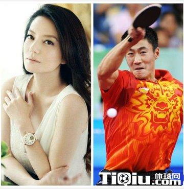 王励勤和赵薇的情史 雅典奥运会王励勤让球了吗