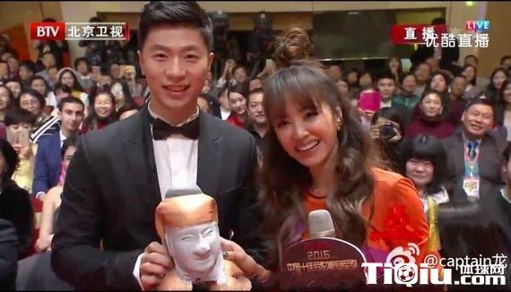 十佳劳伦斯奖马龙吴敏霞获男女最佳 中国女排获最佳团体