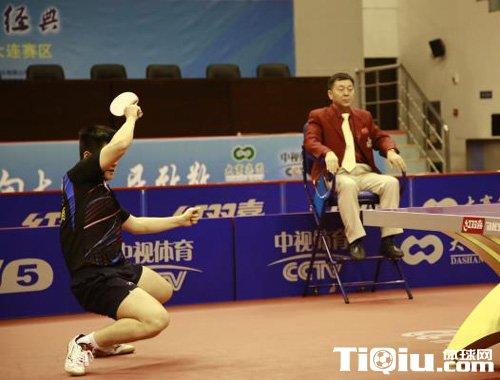 花千元看乒乓球奥运冠军打球值得吗
