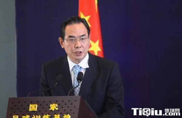 蔡振华发言长达一小时 称不要质疑足球改革