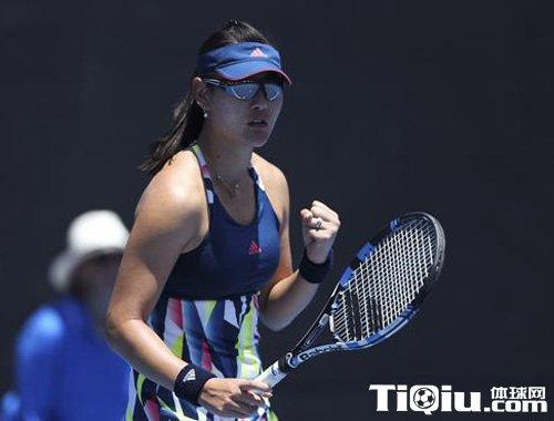 段莹莹成澳网独苗 中国网球女单现状令人担忧