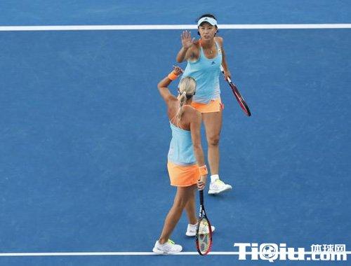彭帅首进澳网女双决赛 彭帅创造历史最佳战绩