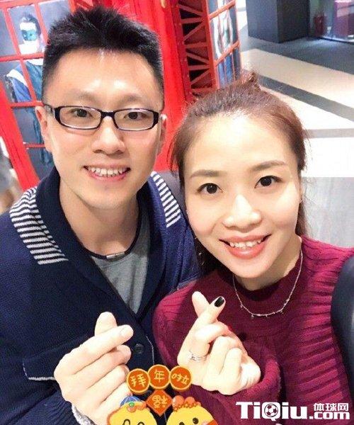 魏秋月和袁灵犀婚期公布 2017年底完婚