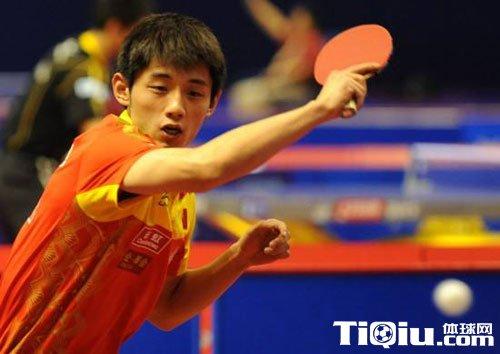 卡塔尔乒乓球公开赛 中国队拿下4项冠军