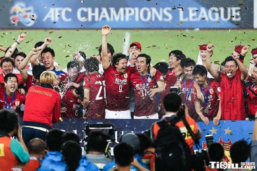 恒大亚冠冠军 广州恒大二度夺冠门票过亿