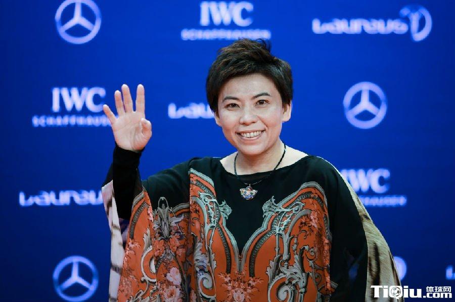 乒乓皇后邓亚萍的励志故事中国体育明星赞扬励志乒乓球图片