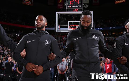 NBA官宣阿里扎格林禁赛2场 火箭灯泡只是劝架
