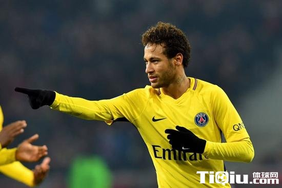 国际足球新闻内马尔凭个人能力破门+两中门框 法甲-巴黎1-0胜图卢兹
